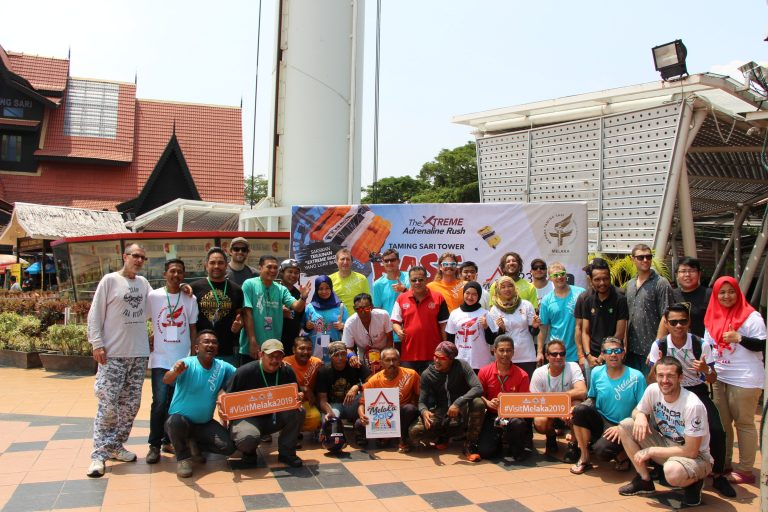 Menara Taming Sari Base Jump 2019